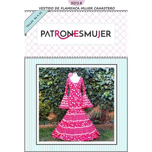 Patrones De Vestidos De Flamenca Canasteros