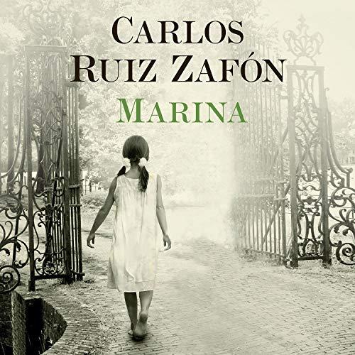 Marina [Marine] audiobook cover art