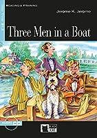 Three Men in a Boat. Buch + Audio-CD: Englische Lektuere fuer das 4. und 5. Lernjahr