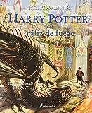 Harry Potter y el cáliz de fuego: 4 (Harry Potter (Ilustrado))