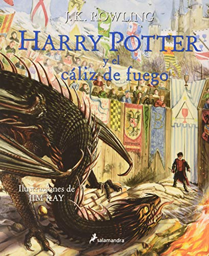 Harry Potter and the Goblet of Fire: 4 (Harry Potter (Illustrated))