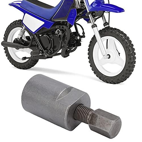 Extractor de volante, diseño de 3 vías, protección eficaz, extractor de magneto, fácil de usar, extracción de volante de bicicleta, extracción de estator para ciclomotor Yamaha Pit Bike ATV