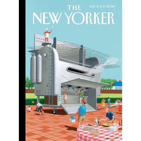 The New Yorker (July 10 & 17, 2006) - Part 1 audiobook cover art