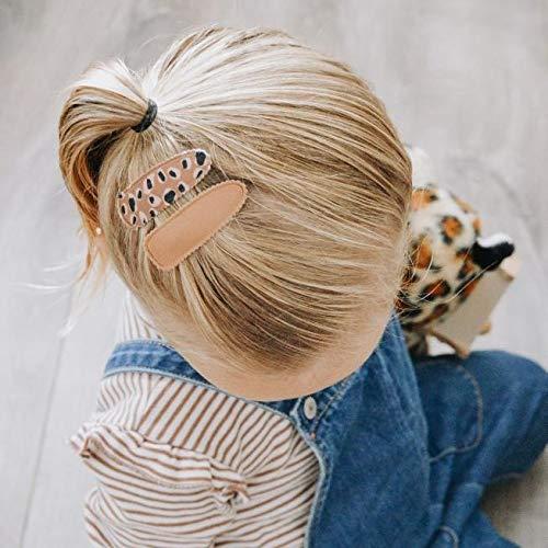 Your Little Miss Haarspange in elfenbeinfarben mit Schleife | Haarclip Haarschleifen Haarklammer Haarbögen Haarnadel Niedlicher Haarschmuck