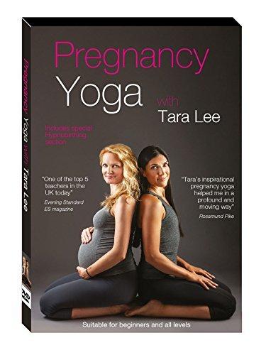 Pregnancy Yoga with Tara Lee by Amy Eastwood and Tara Lee