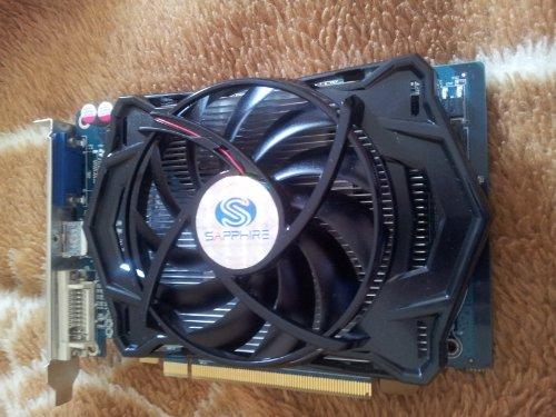 Sapphire ATI Radeon HD4670 - Tarjeta gráfica (PCI-Express, Memoria GDDR5 de 1 GB, Dual DVI, 1 GPU)