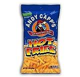 Andy Capp's Hot Fries Big Pack, patatine al peperoncino nel formato maxi da 85g