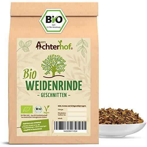 Weidenrinde BIO (100g) geschnitten getrocknet Bio-Weidenrindentee vom-Achterhof