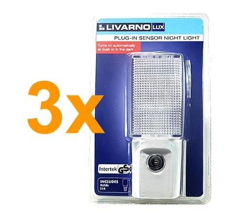 LIVARNO LUX Plug-In Nachtlicht Sensor