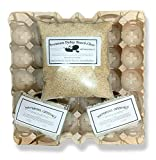 Cricket & Dubia Roach Colony Starter Kit - Includes 6 Egg Flats, Premium Dubia Roach...