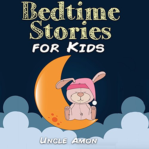 Books for Kids: Bedtime Stories for Kids audiobook cover art