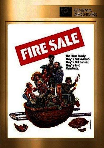 Fire Sale [Edizione: Stati Uniti] [Italia] [DVD]