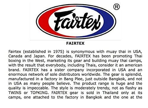 "『Fairtexタイ式"" Nations印刷""トレーニンググローブ–bgv1-n-white』の6枚目の画像"