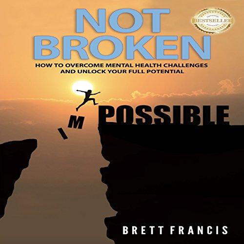 Not Broken audiobook cover art