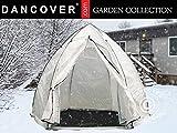 Dancover Pflanzen Winterschutz Zelt, 2,5x2,5x2m