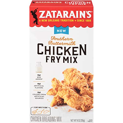 Southern Buttermilk Chicken Fry Mix, 1 Count