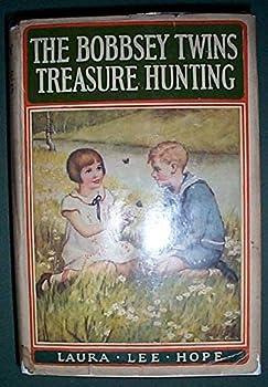 The Bobbsey Twins Treasure Hunting - Book #22 of the Original Bobbsey Twins