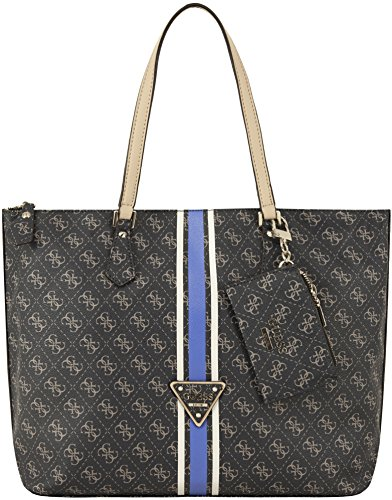 GUESS COLLEGE LOGO TOTE SG617124-MIDNIGHT