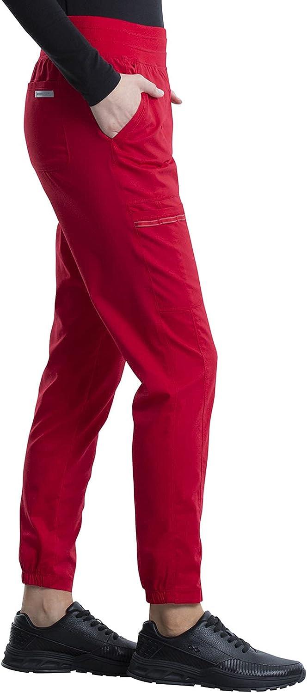 Cherokee Workwear Revolution Women Scrubs Pant Natural Rise Jogger WW011