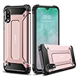 J&D Case Compatible for Samsung Galaxy M10 Case, Heavy Duty