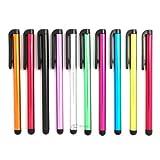 Beiuns Pen Stylus Stylet Pour 10x Le nouvel iPad 3ème 2 iPhone 4 4S 3GS Samsung Galaxy Tab