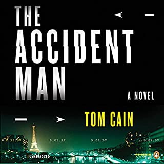 The Accident Man audiobook cover art
