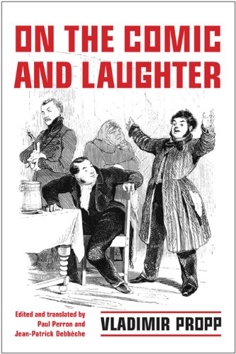 On the Comic and Laughter (Toronto Studies in Semiotics and Communication)
