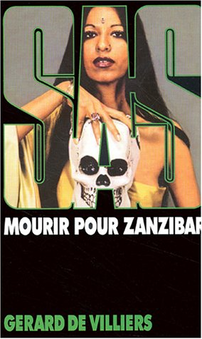 SAS, numéro 30 : Mourir pour Zanzibar