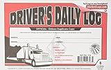 J.J. Keller 8527 Driver's Daily Log Book