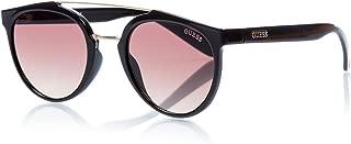 Guess kadınerkek Güneş Gözlükleri GU 6890 01B, Siyah, 52
