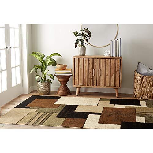 Home Dynamix HD5367-548 Tribeca Mason Modern Area Rug, 7'10'x10'6' Rectangle, Abstract