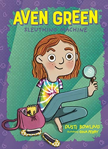 Aven Green Sleuthing Machine (English Edition)