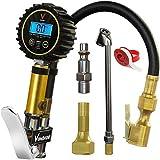 Vondior Tire Pressure Gauge - (0-100 PSI) Heavy Duty,...