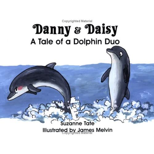 Danny and Daisy: A Tale of a Dolphin Duo