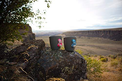 Tasse für Kletterer