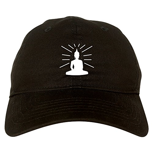 Kings Of NY Buddha Dad Hat Baseball Cap Black