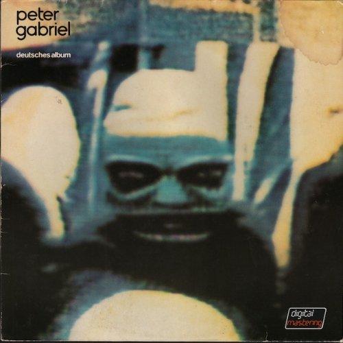 Peter Gabriel - Deutsches Album - Charisma - 6302 221