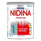 Nestlé NIDINA 1 Leche para lactantes en polvo, fórmula Para bebés, desde el primer día - 800 gr