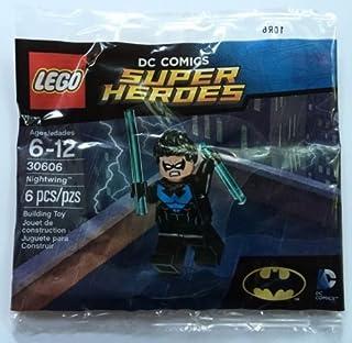 Limited Edition Polybag Lego 30606 Nightwing DC comics Batman Mini Figure