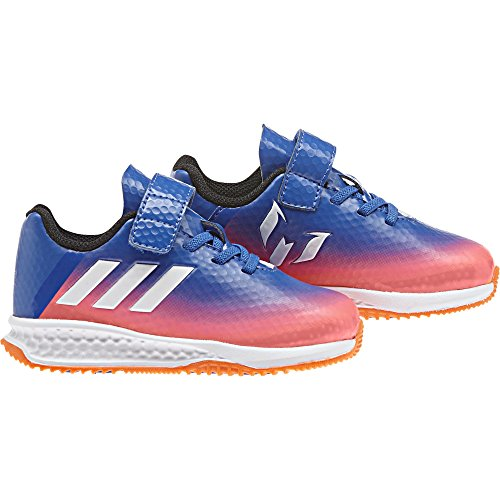 Adidas BB0235_21, Turf Football Trainers, Pink, EU