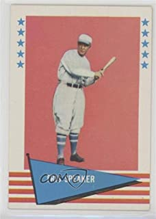 Tris Speaker (Baseball Card) 1961 Fleer Baseball Greats - [Base] #79