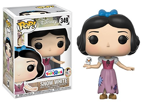 Funko POP! Disney: Blancanieves y los siete enanitos: Blancanieves Exclusivo