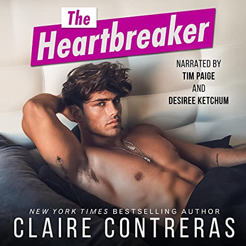 The Heartbreaker Audiobook By Claire Contreras cover art