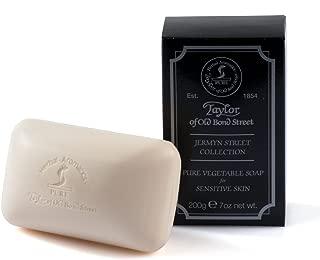 Taylor Of Old Bond Street Jermyn Street Collection Bath Soap, 200g