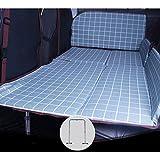 Colchón Coche Sleeping Car Mat, SUV Volver Asiento del Recorrido Cama For Dormir Artefacto MPV Coche Cama Plegable For No Colchón Inflable, Movible Coche Colchón, 135X82CM (Size : A)