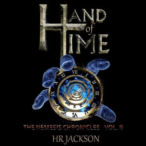 Hand of Time audiobook cover art