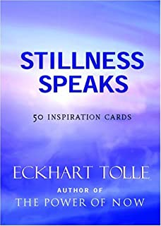 Stillness Speaks Inspiration Deck: 50 Inspiration Cards