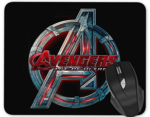 Avengers Logo Mouse Pad Office Mouse Pad Gaming Mouse Pad Mat Mouse Pad
