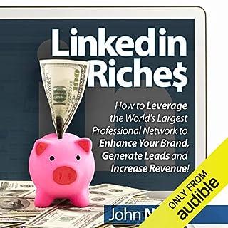 Page de couverture de LinkedIn Riches