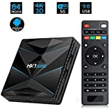 HK1 Super Smart TV Box Android 9.0 RK3318 Quad Core Android TV Box